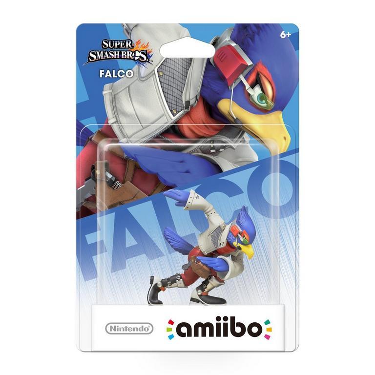 Super Smash Bros. Falco amiibo Figure