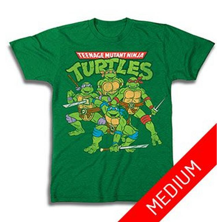 Teenage Mutant Ninja Turtles Group T-Shirt