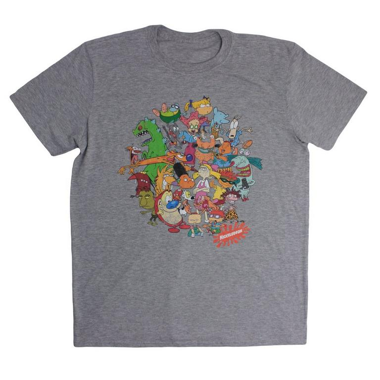 Nicktoons Group T-Shirt