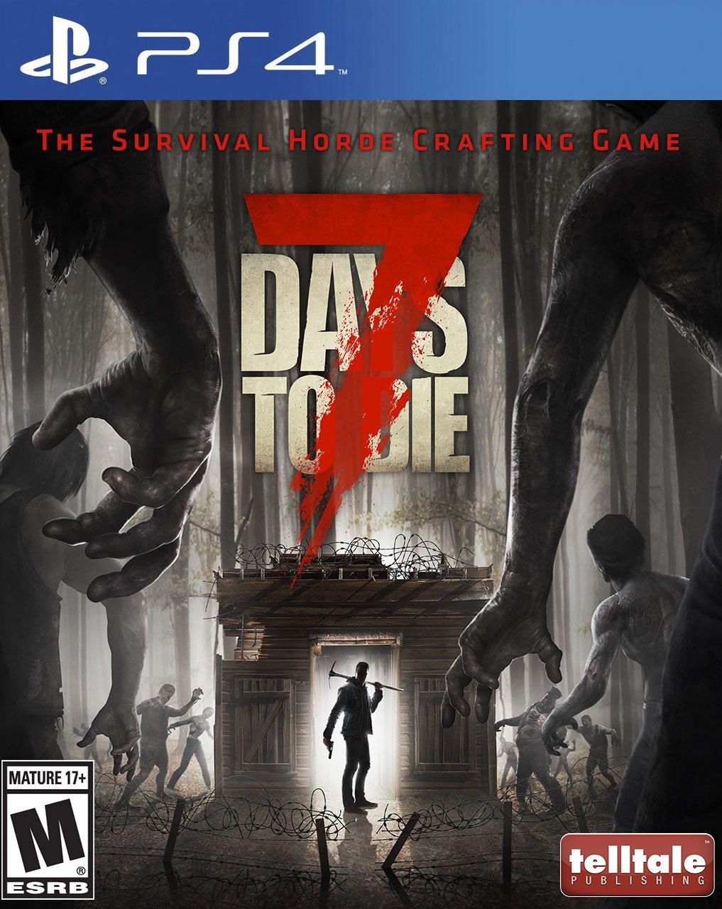 7 Days to Die | PlayStation 4 | GameStop