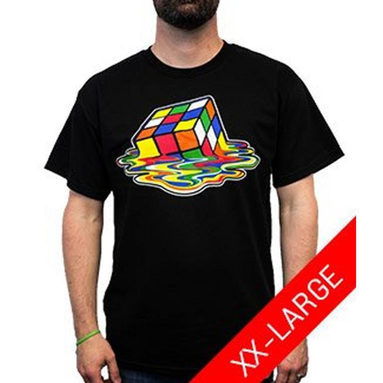 Rubiks Cube Melting T-Shirt