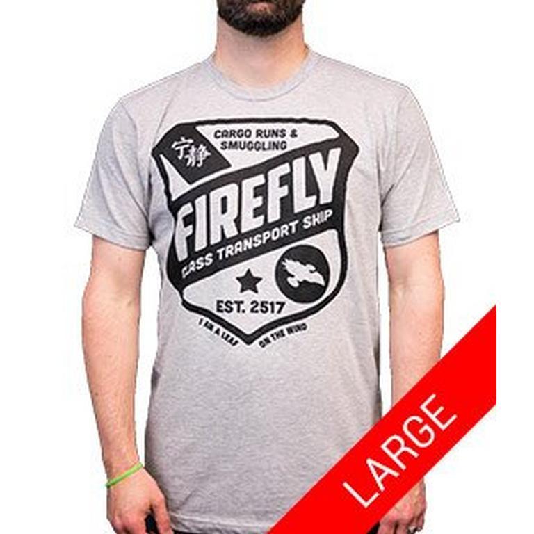 Firefly Class Transport Ship T-Shirt