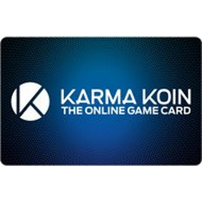 Digital Nexon Karma Koin $25 eCard Download Now At GameStop.com!