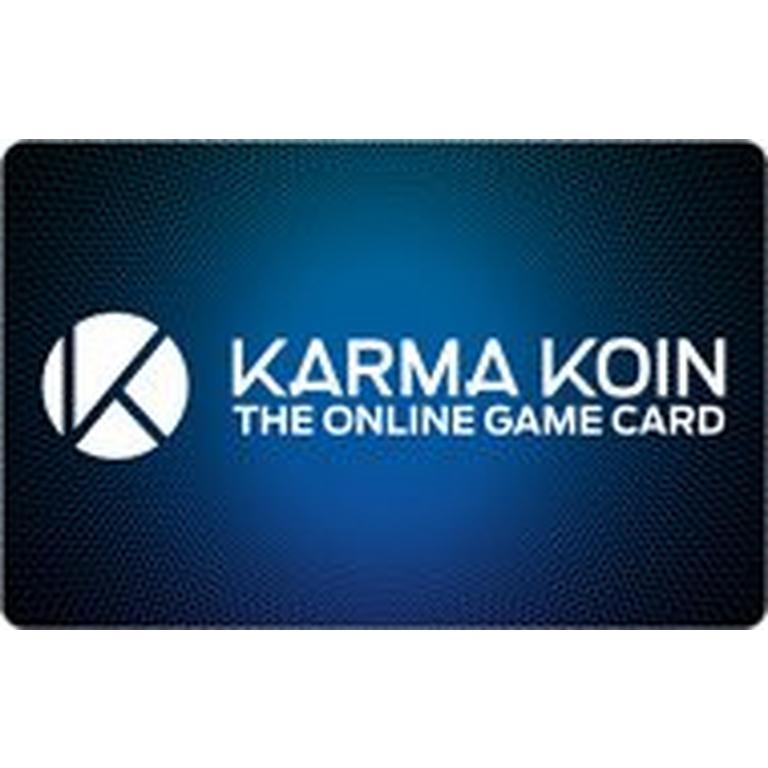 Digital Nexon Karma Koin $25 eCard Download Now At GameStop.com!