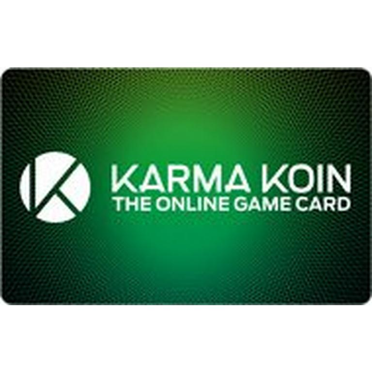 Digital Nexon Karma Koin $50 eCard Download Now At GameStop.com!