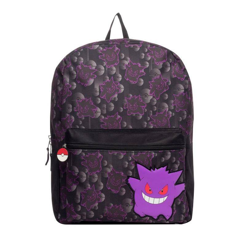 Pokemon Gengar Print Backpack
