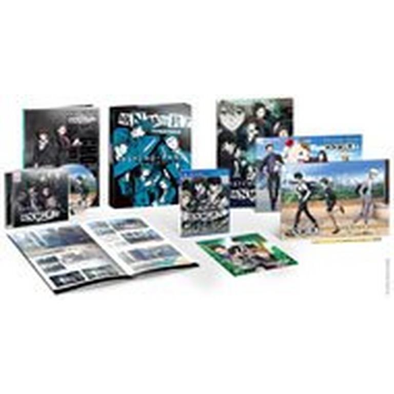 Psycho Pass: Mandatory Happiness Limited Edition