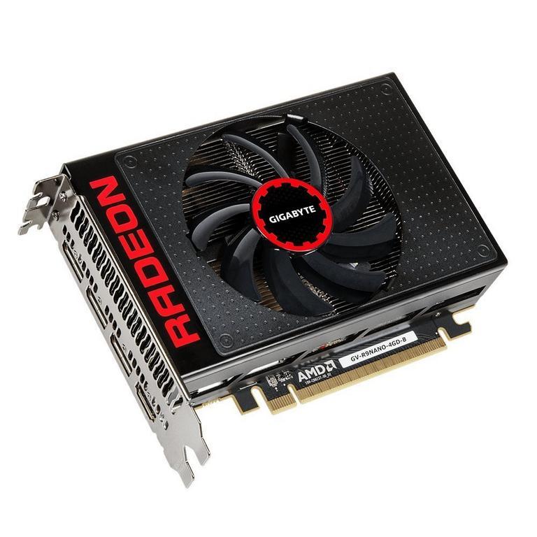 Radeon R9 Nano 4GB HBM 4M (3x DP, HDMI)