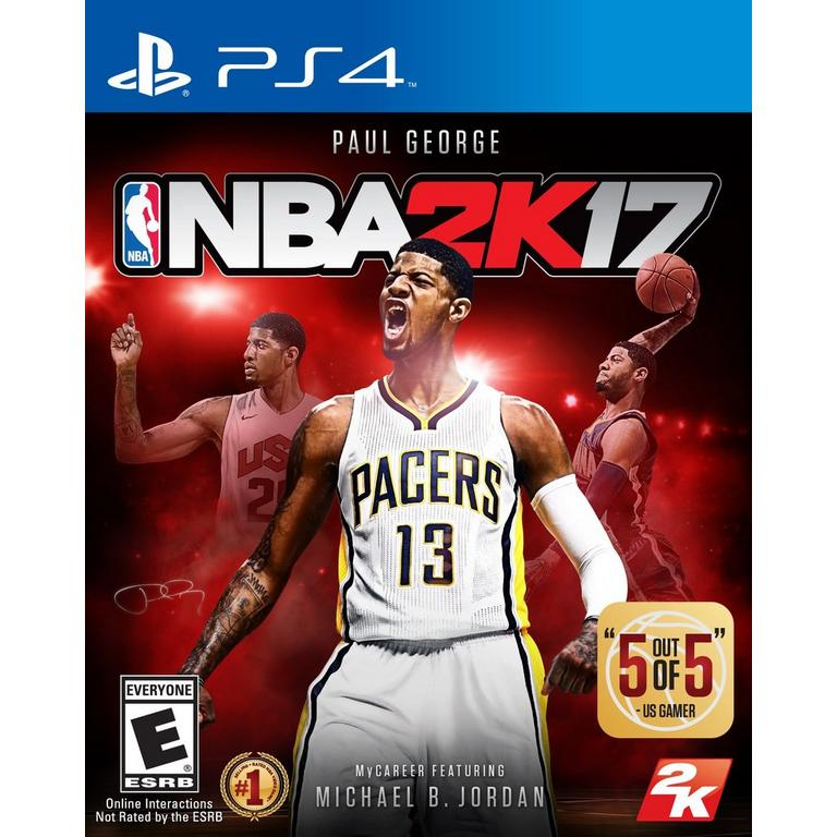 NBA 2K17 Early Tip-Off Edition