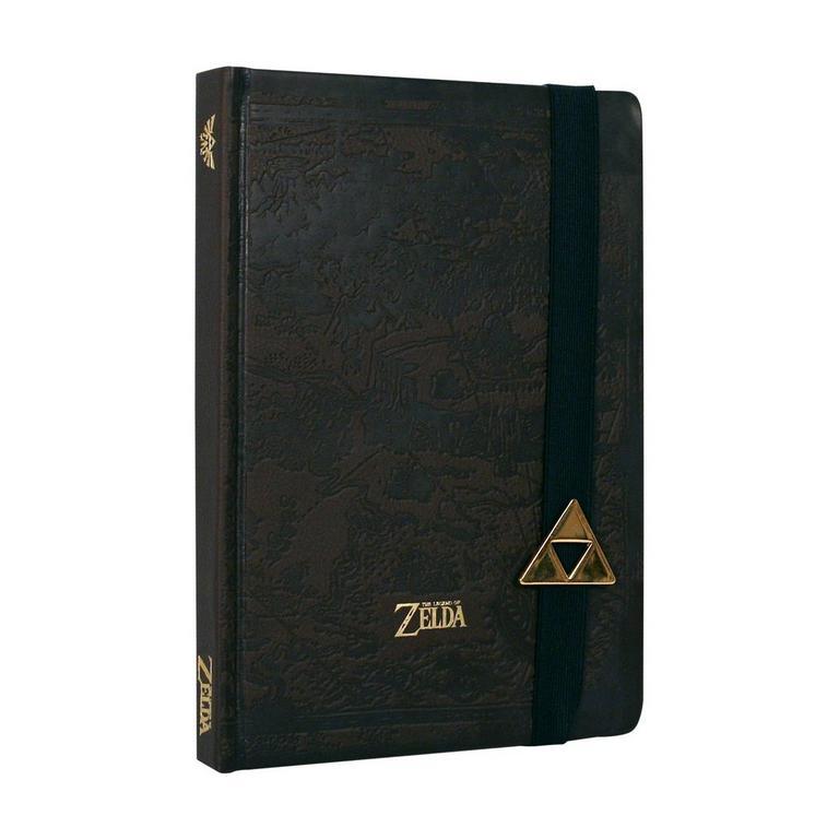 Zelda Hyrule Map Journal