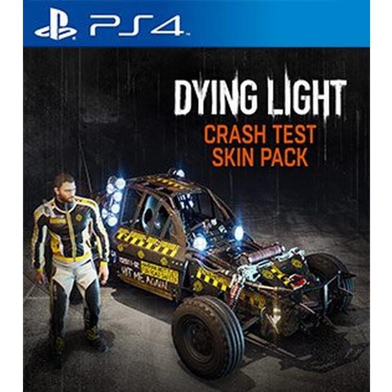 Dying Light Crash Test Skin Pack