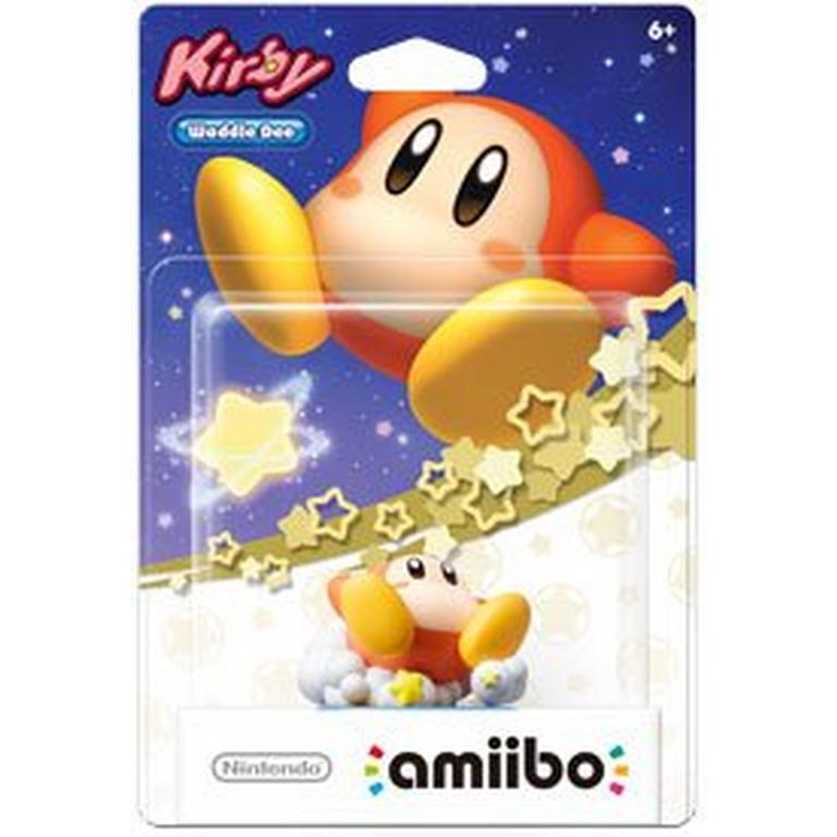 Kirby Series Waddle Dee amiibo Figure