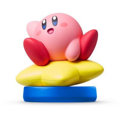 Kirby Series Kirby amiibo Figure