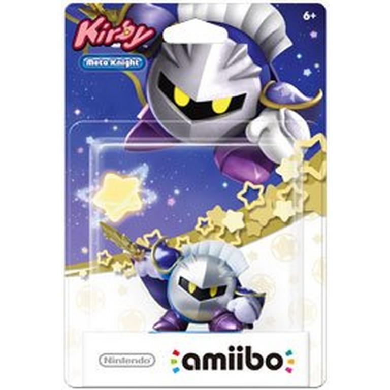 Kirby Series Meta Knight amiibo Figure