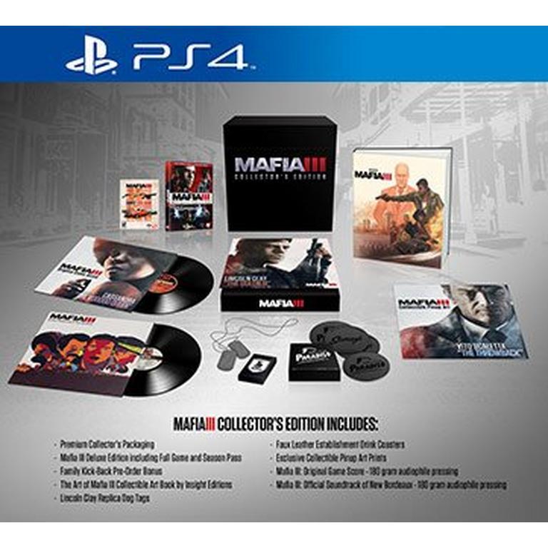 Mafia III Collector's Edition