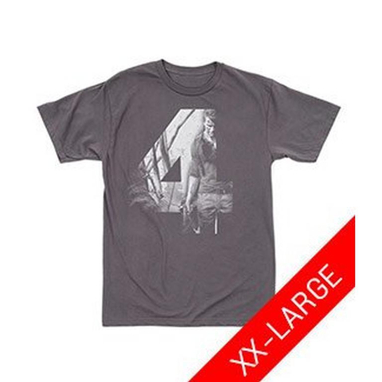 Uncharted 4 Logo T-Shirt