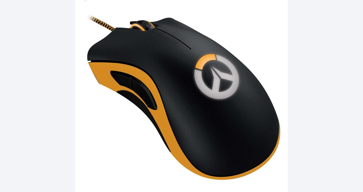 Razer DeathAdder Chroma Overwatch Edition Gaming Mouse