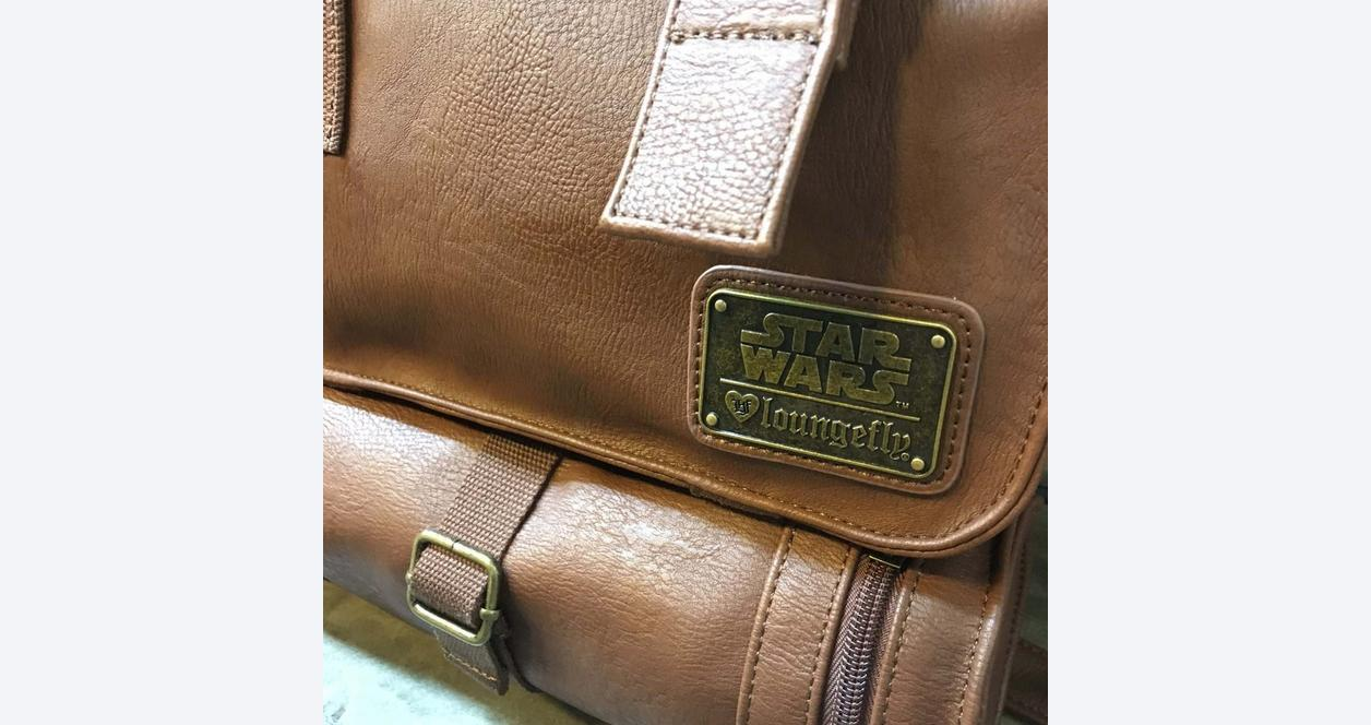Star Wars: The Force Awakens Rey Cosplay Bag