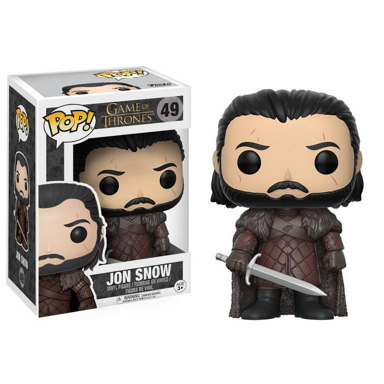 POP! TV: Game of Thrones Jon Snow Night's Watch