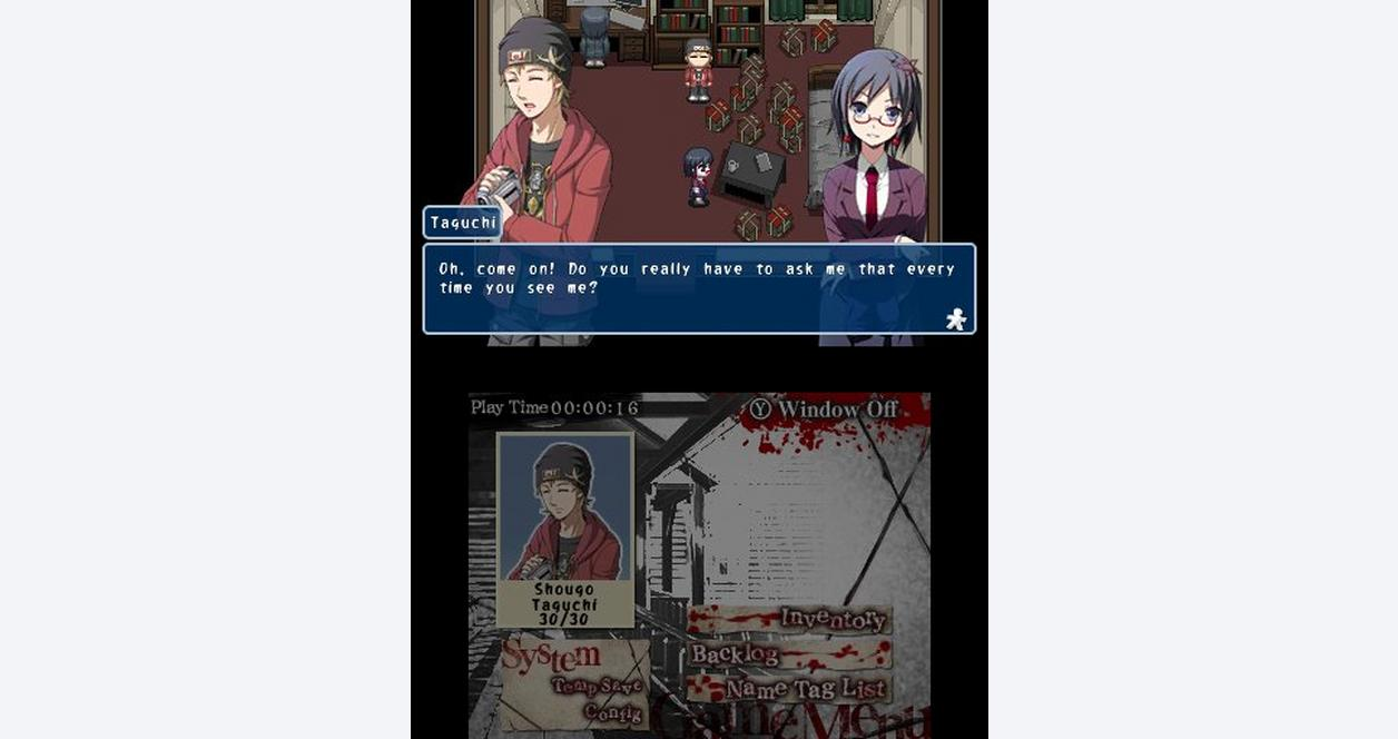 Corpse Party - Back to School Edition