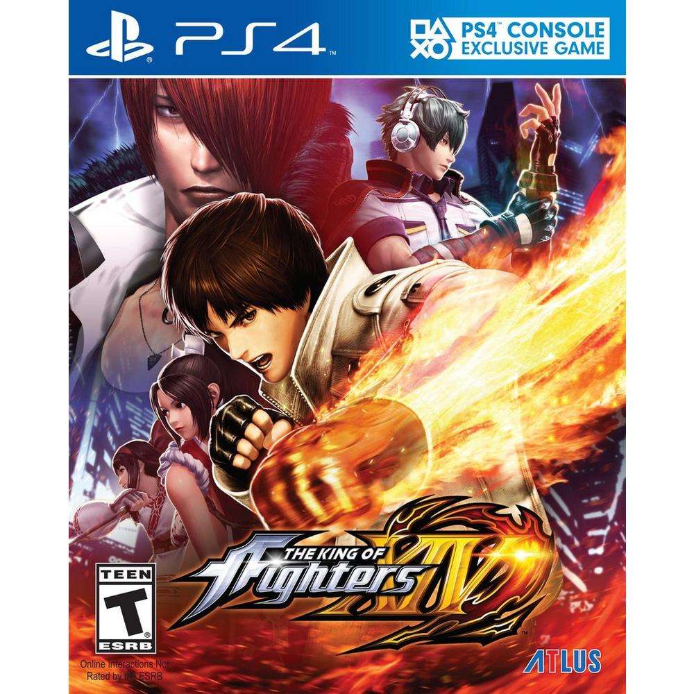 The King of Fighters XIV | PlayStation 4 | GameStop
