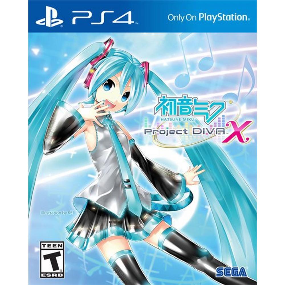 Hatsune Miku: Project DIVA X | PlayStation 4 | GameStop