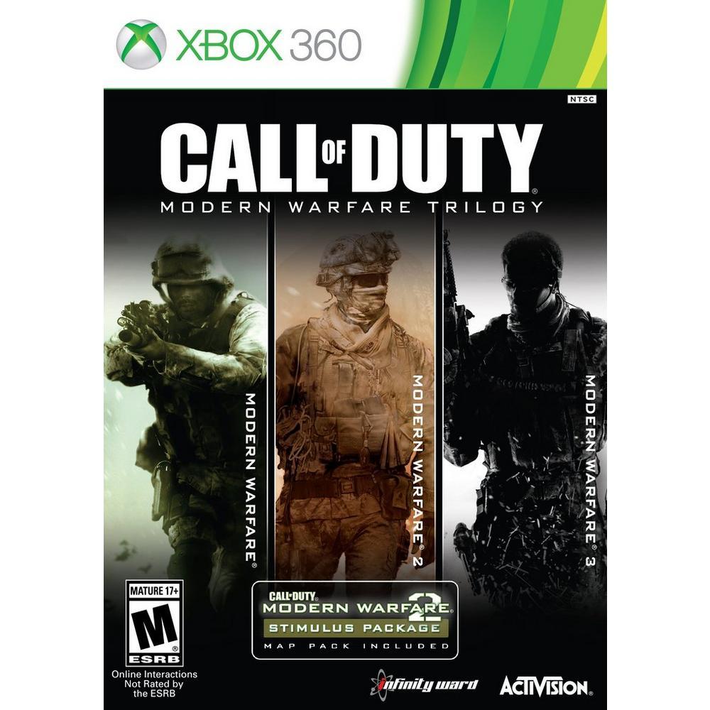 Call of Duty Modern Warfare Trilogy | Xbox 360 | GameStop
