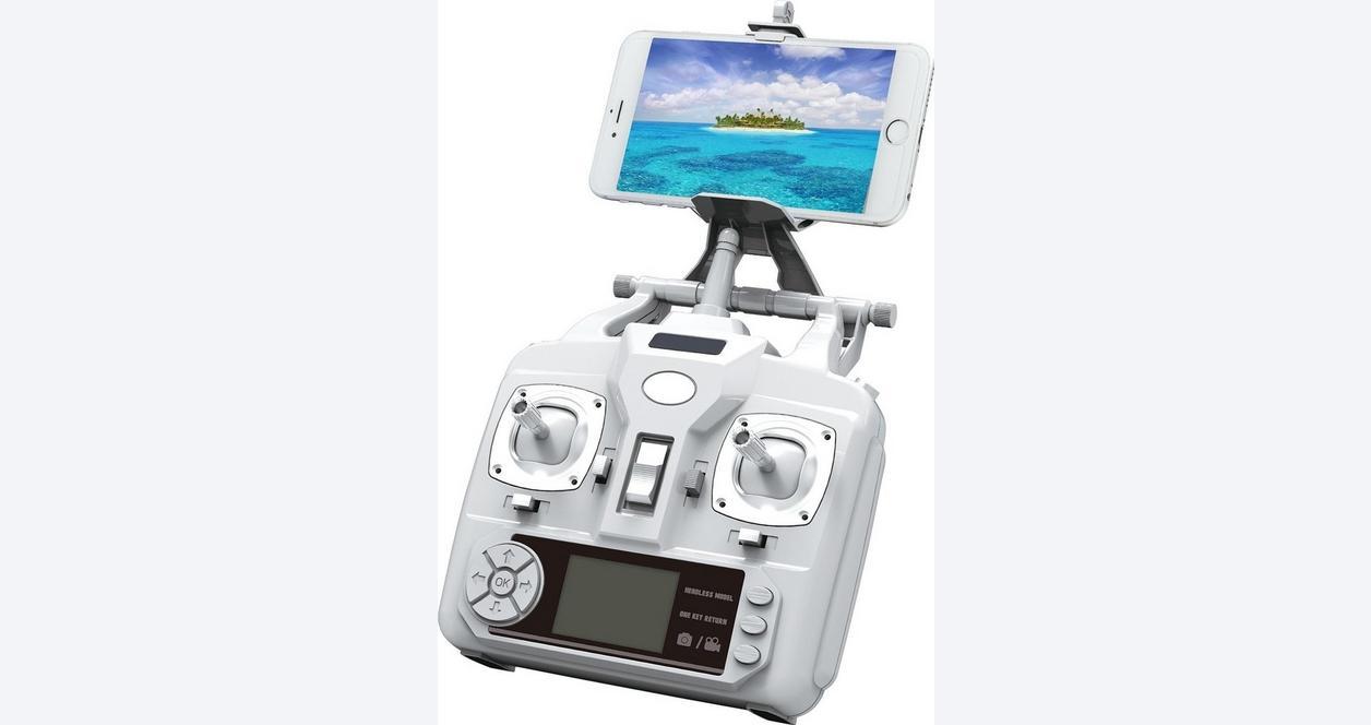 Quadrone Drone with Camera