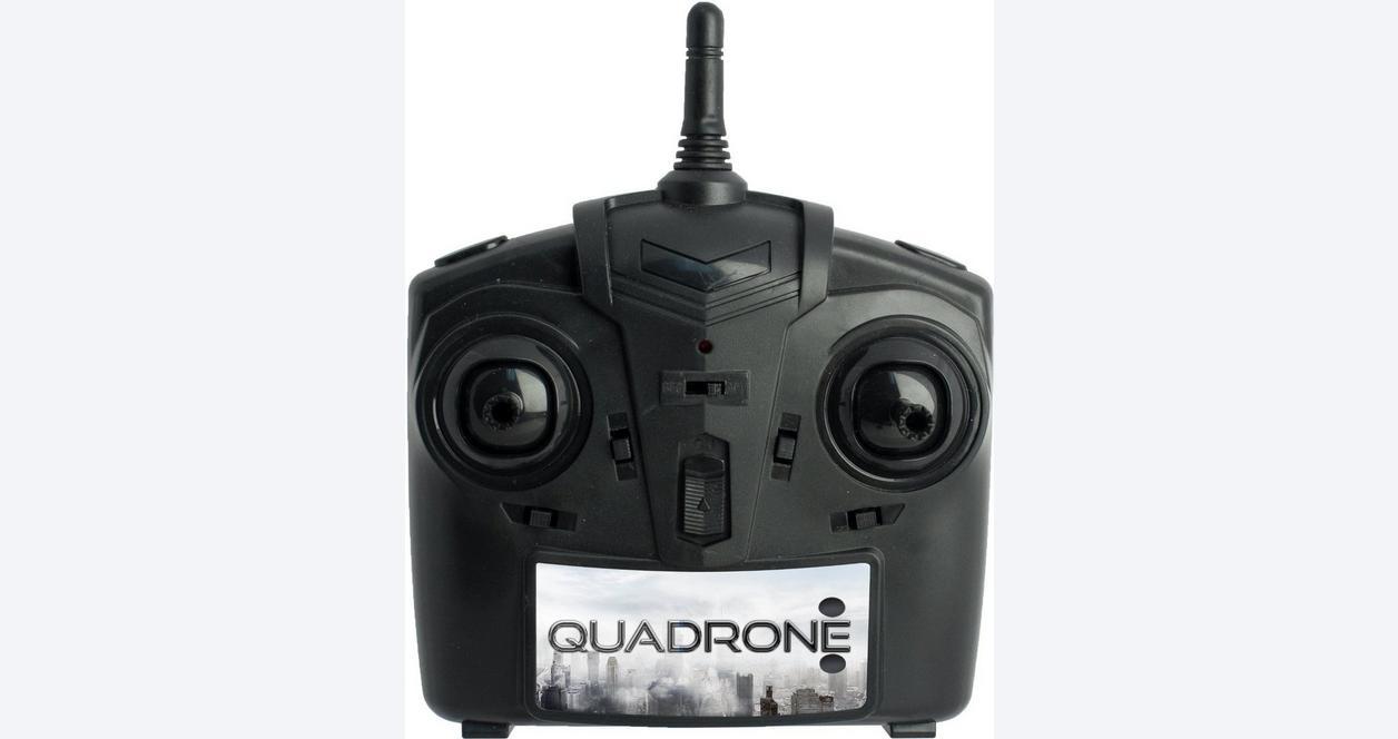 Quadrone Tumbler Drone