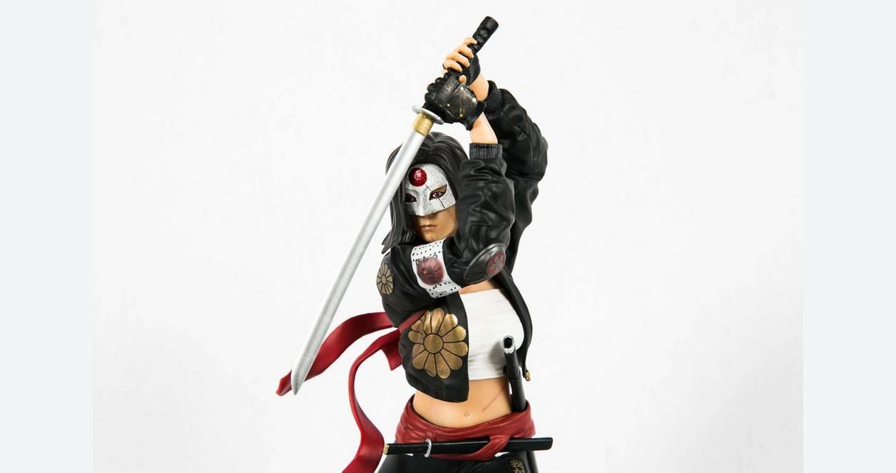 Suicide Squad: Katana Statue