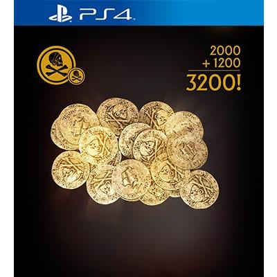 UNCHARTED 4: A Thief's End - 3,200 Points
