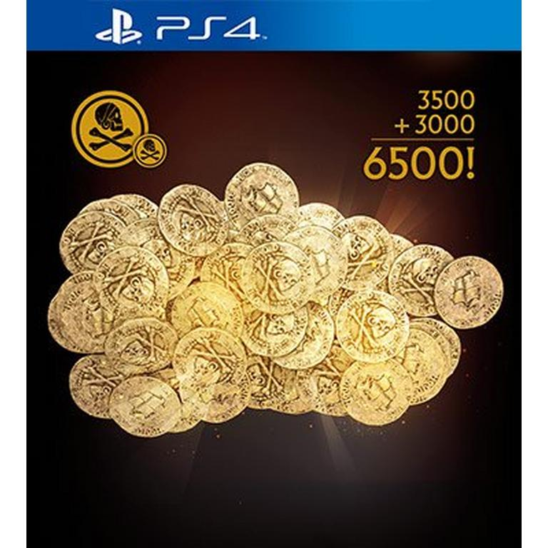 UNCHARTED 4: A Thief's End - 6,500 Points