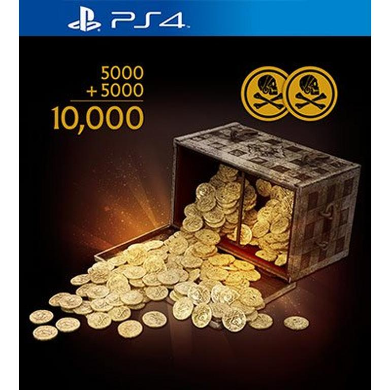 UNCHARTED 4: A Thief's End - 10,000 Points