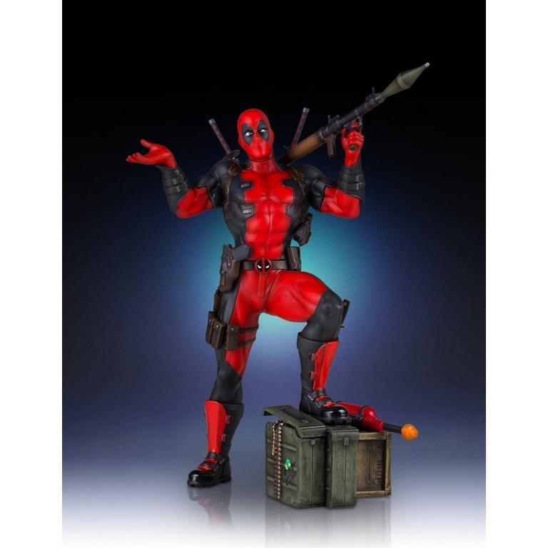 Deadpool Collector's Gallery Statue