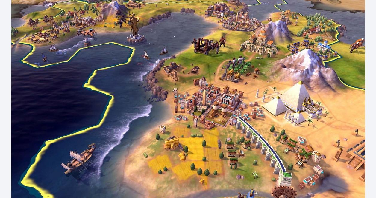 Sid Meier's Civilization VI | Nintendo Switch | GameStop