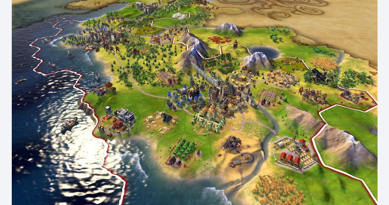 Sid Meier's Civilization VI | PC | GameStop