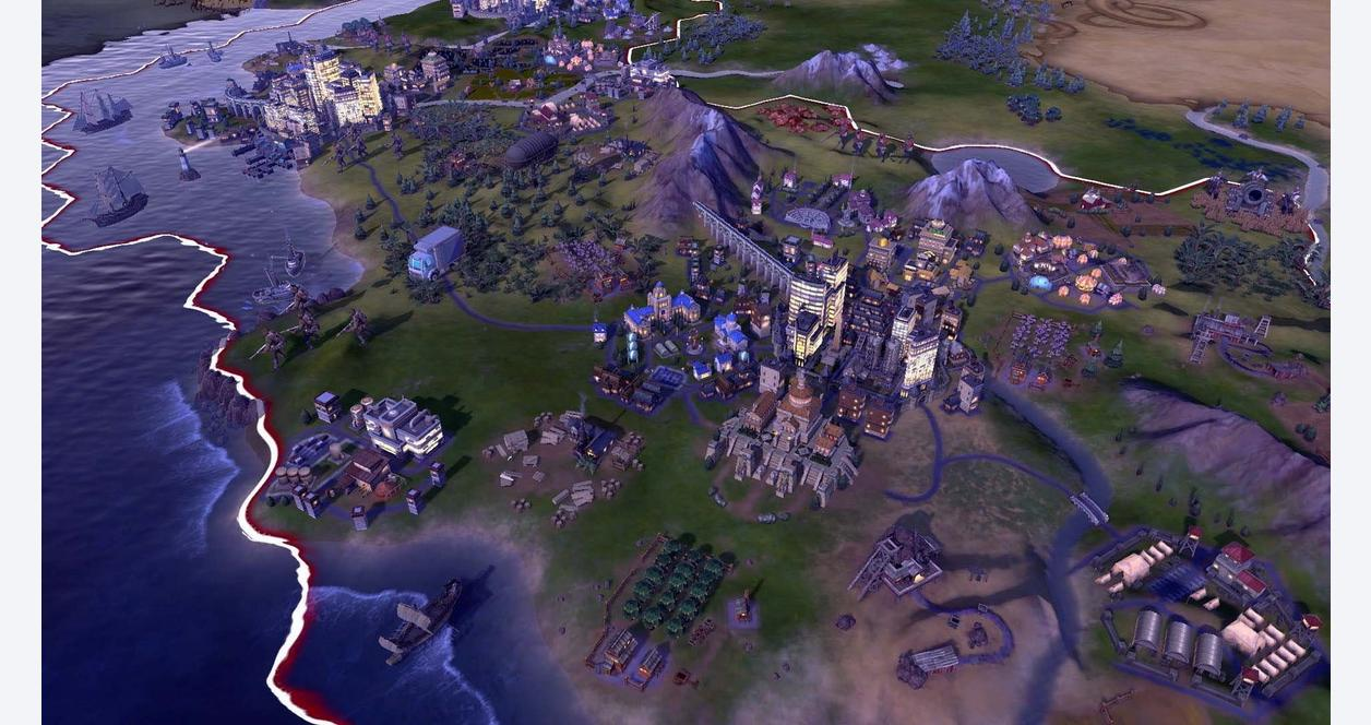 Sid Meier's Civilization VI Gold Edition