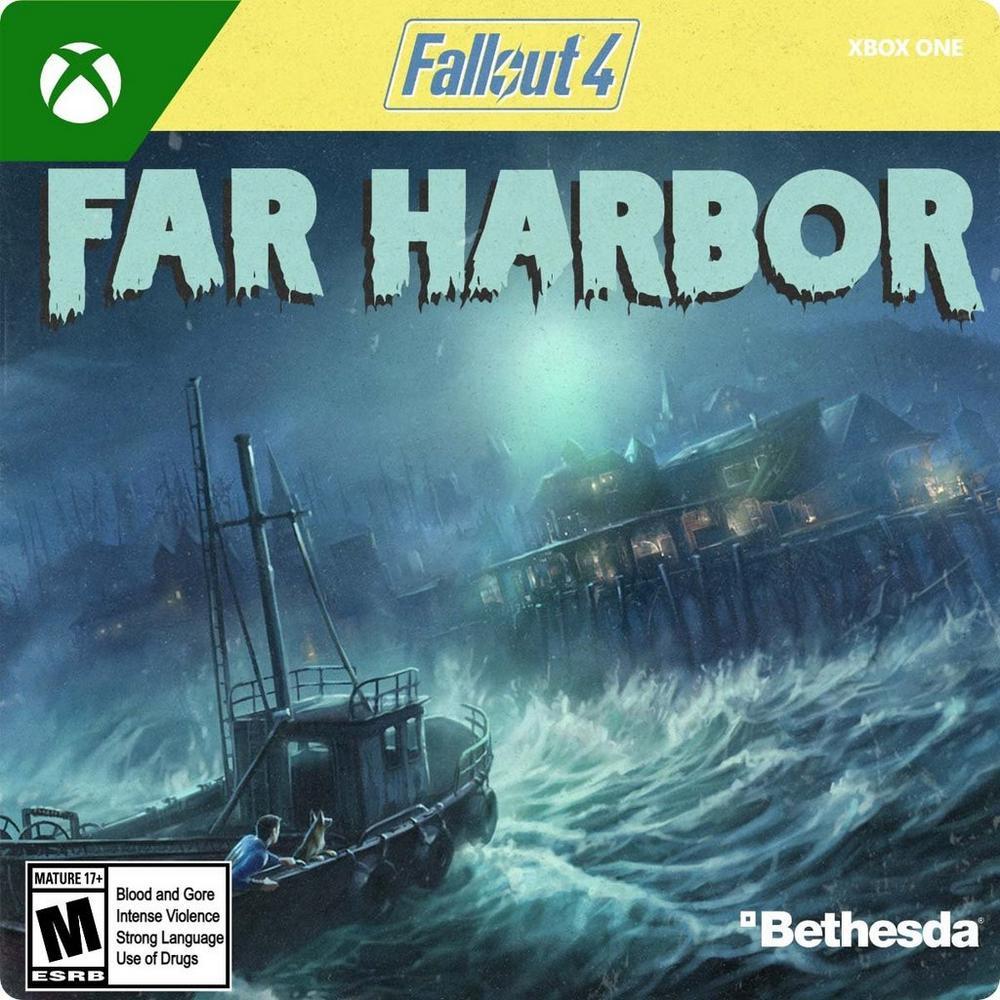 Fallout 4 - Far Harbor | Xbox One | GameStop