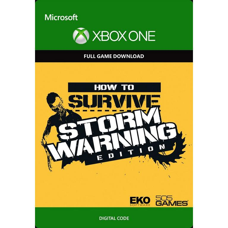How To Survive: Storm Warning