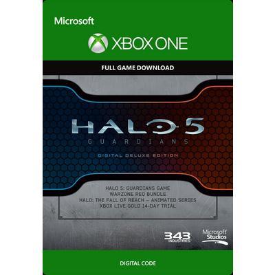 Halo 5 Guardians Digital Deluxe Edition