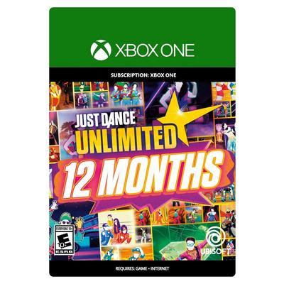 Just Dance Unlimited: 1 Year Subscription