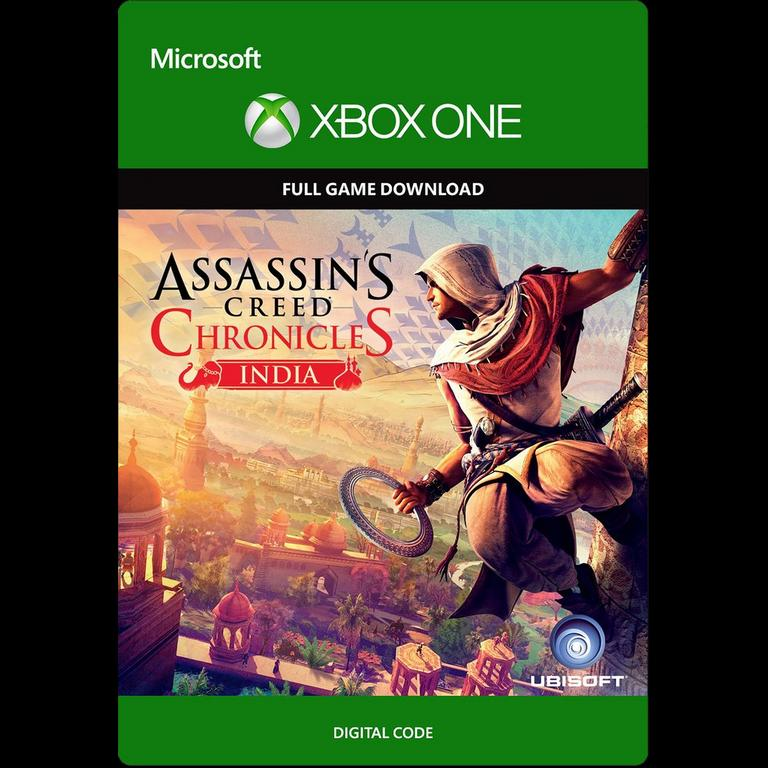 Assassin S Creed Chronicles India Xbox One Gamestop