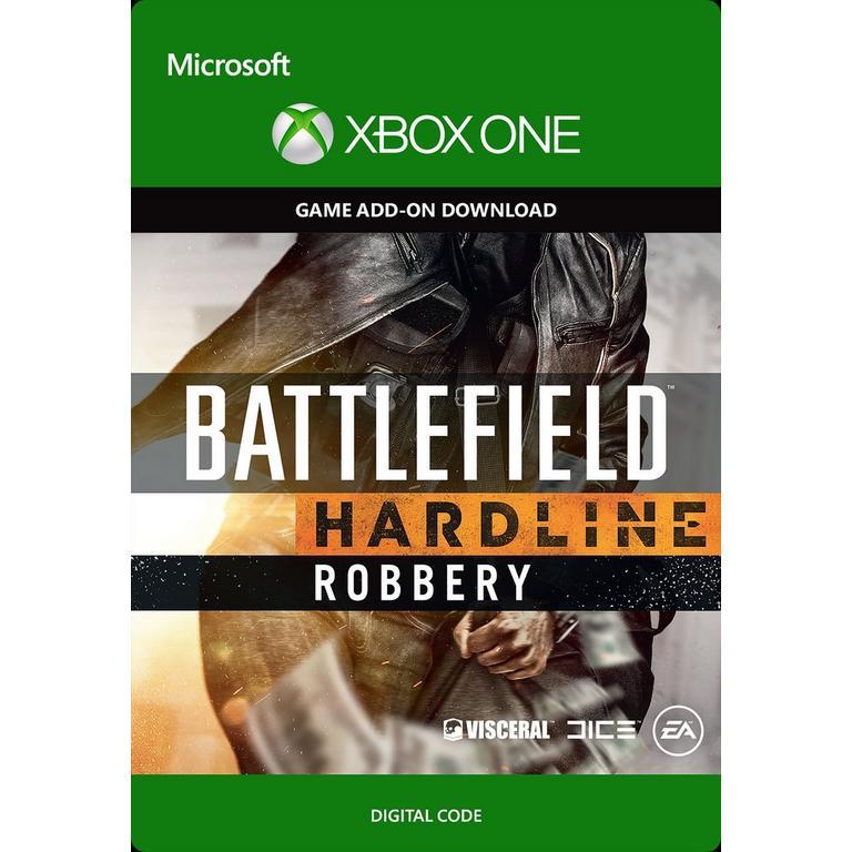 Battlefield: Hardline Robbery