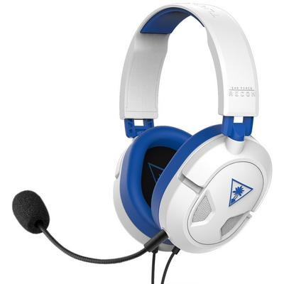 PlayStation 4 Ear Force Recon 60P Amplified Stereo White Wired Gaming Headset