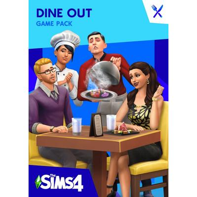 The Sims 4: Dine Out Pack