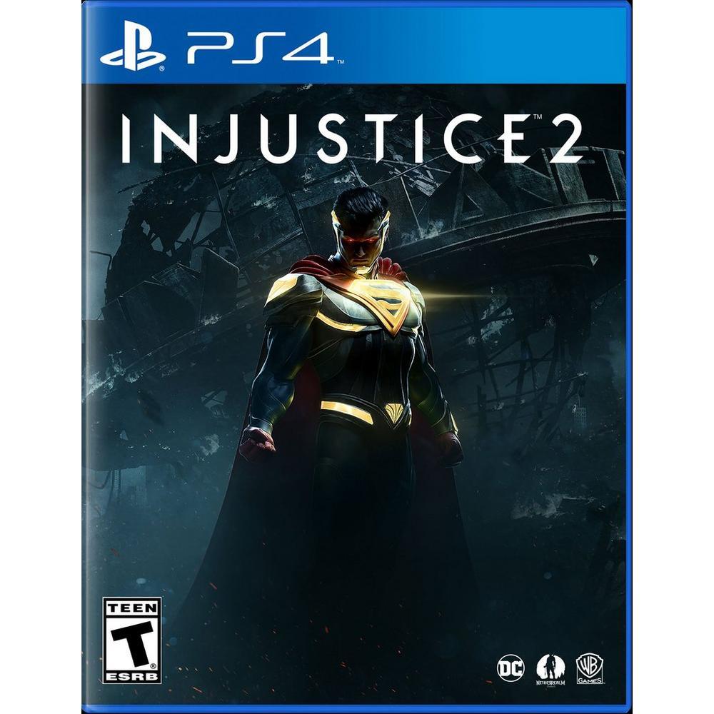 Injustice 2   PlayStation 4   GameStop