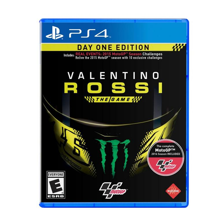 Valentino Rossi: The Game Day One Edition