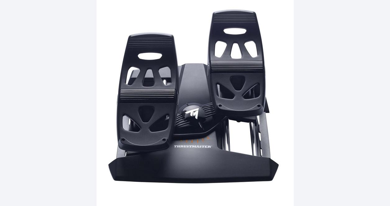Thrustmaster TFRP Flight Rudder Pedals for PS4 | PlayStation 4 | GameStop