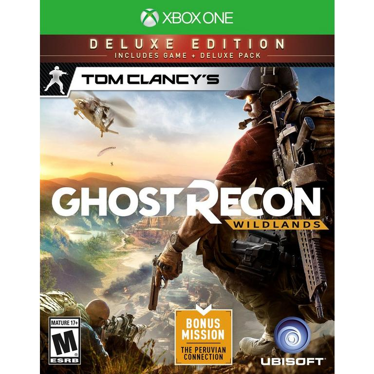Tom Clancy's Ghost Recon Wildlands Deluxe Edition