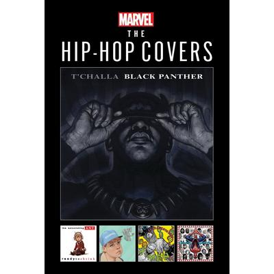 Marvel Hip Hop Covers Hardcover Book Volume 01 - Only at GameStop
